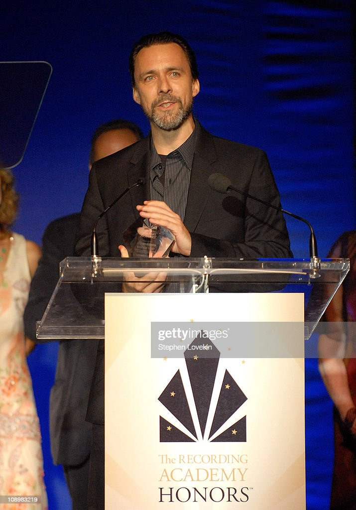 Dancer/choreographer Christopher D'Amboise during the Recording Academy New York Chapter's Tribute to Bon Jovi Alicia Keys Donnie McClurkin and the...