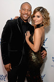 Dancer/choreographer Jimmy RO Smith and singer Pia Toscano attend The Humane Society Of The United States' Los Angeles Benefit Gala at the Beverly...