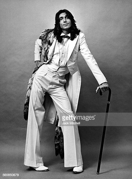 Dancer/Choreographer Tommy Tune 1974 Photo by Jack Mitchell/Getty Images