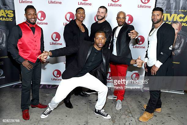 Dancers and cast members Christian 'SloMotion' Dennis Michael 'Bolo' Bolwaire Mike 'Profit the Problem' Strong Greg 'White Chocolate' Jackson Andrew...