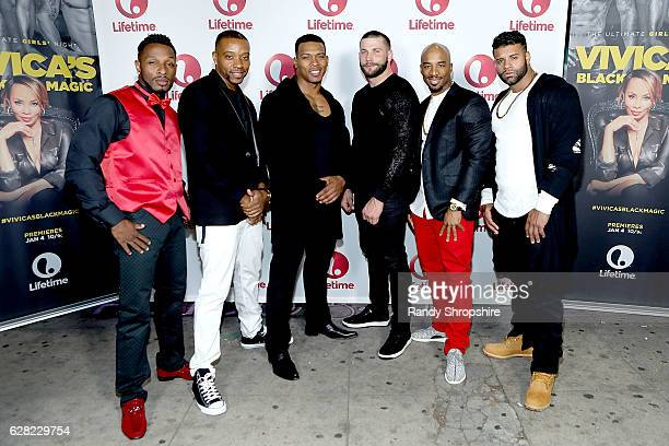 Dancers and cast members Christian 'SloMotion' Dennis Mike 'Profit the Problem' Strong Michael 'Bolo' Bolwaire Greg 'White Chocolate' Jackson Andrew...