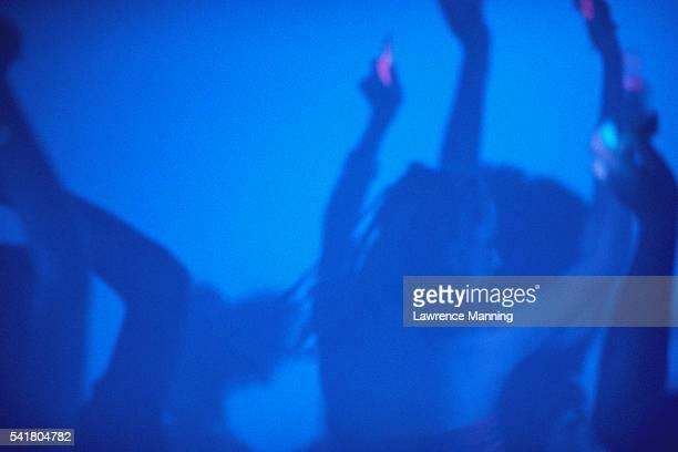 Dancers at Rave