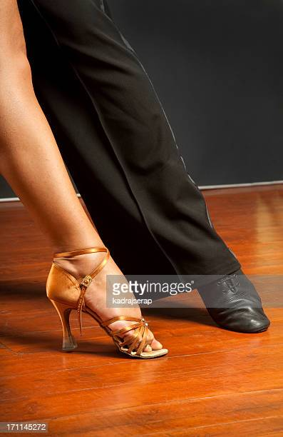 Tänzer Füße