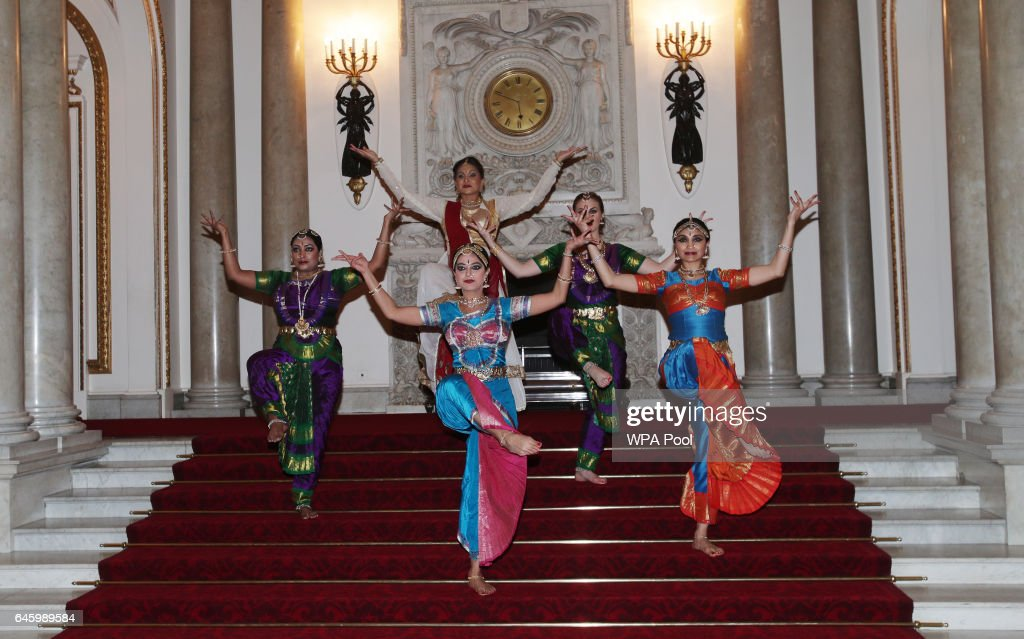 dancers-perform-during-a-reception-to-mark-the-launch-of-the-ukindia-picture-id645989584
