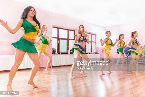Bar Dancers : Foto de stock