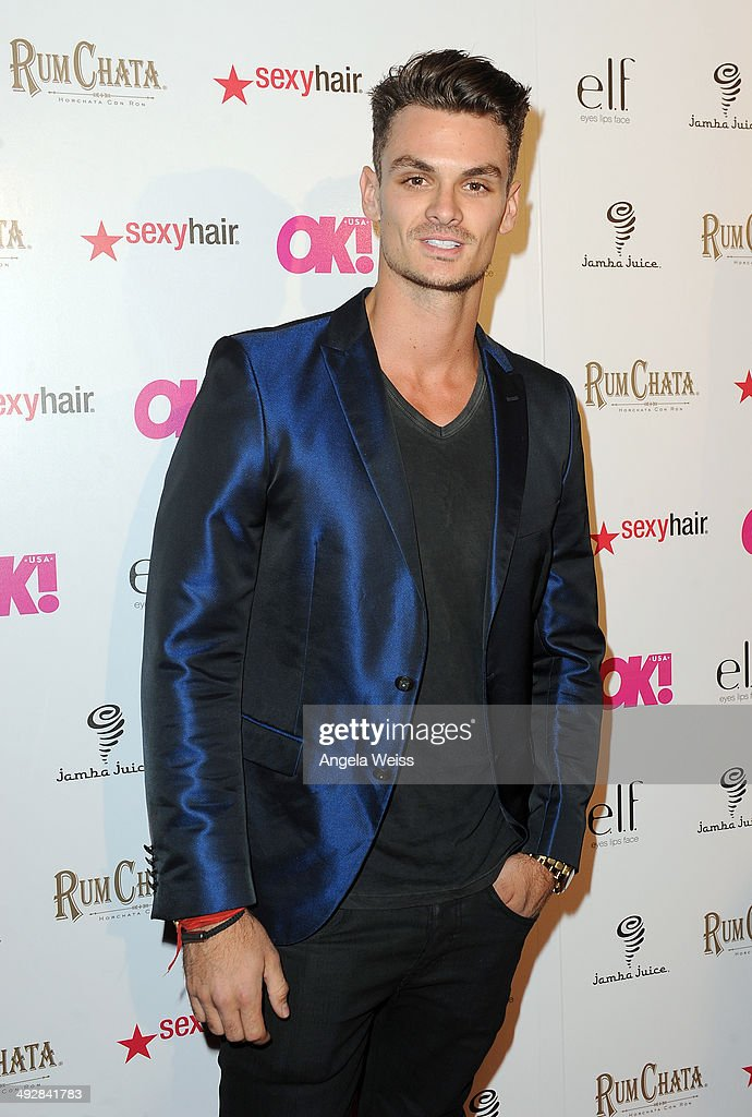Dancer/tv personality Julian Tocker attends OK Magazine's So Sexy L.A. Event at LURE on May 21, 2014 in Los Angeles, California.