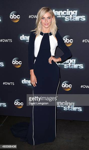 Julianne Hough Dancing With The Stars Stock Photos and ...