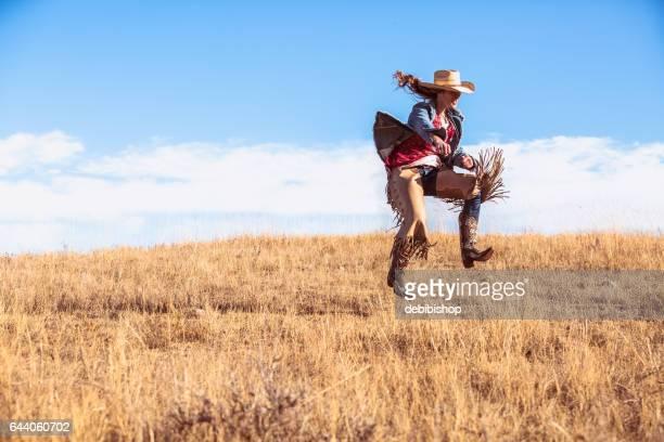 Dancing Cowgirl