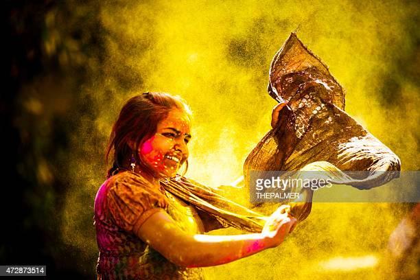 Durante Holi Festival di danza