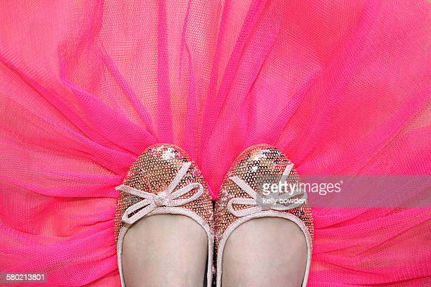 Dancing feet shoes