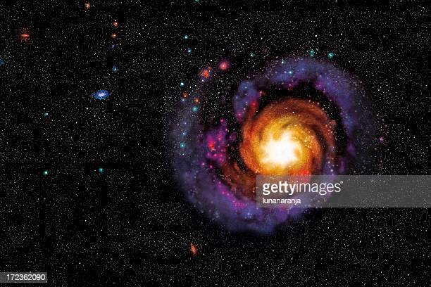 Danza galaxy