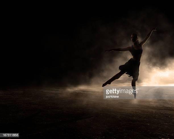 Danser dans l'obscurité