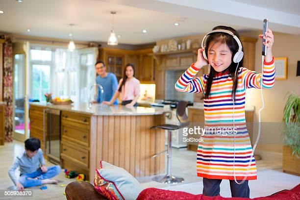 Baile en la cocina