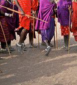 Dancing Masaï