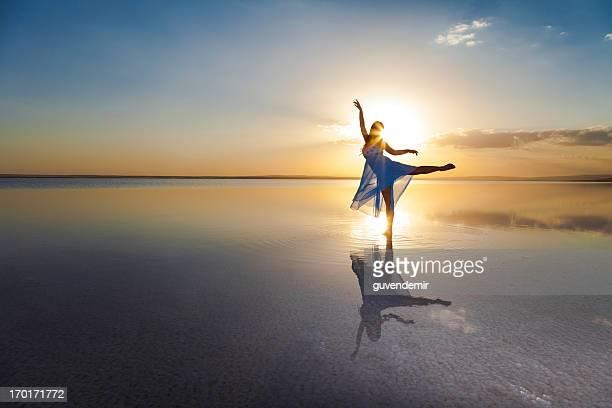 Danser sur l'eau