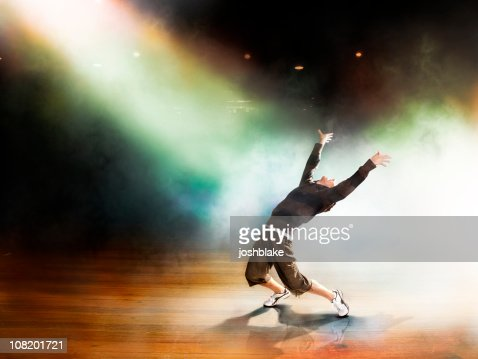 Dancing through light