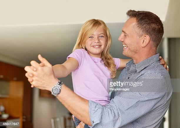 Bailando con Dad