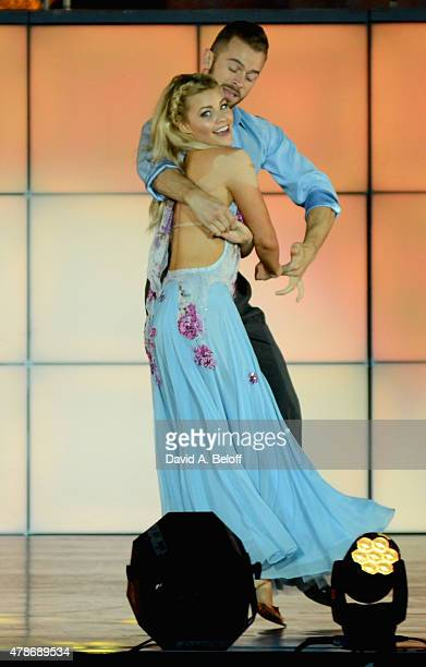 Dancing With The Stars Live at Ntelos Wireless Pavilion on June 26 2015 in Portsmouth Virginia