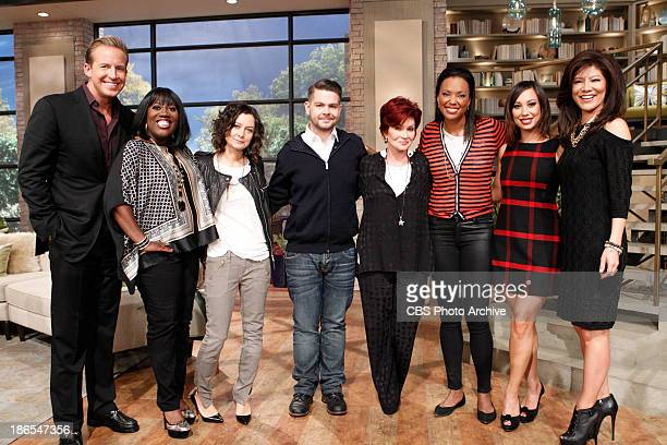 Dancing with the Stars partners Jack Osbourne and Cheryl Burke visit THE TALK to discuss the latest happenings in the competition Thursday October 24...