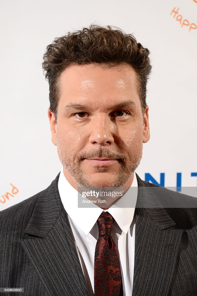 Dane Cook attends the 2016 Happy Hearts Fund Gala at Hammerstein Ballroom on June 16 2016 in New York City