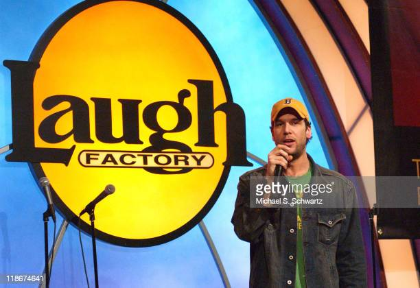 Dane Cook during 1st Annual GRAMMY Salute to Comedy at The Laugh Factory at The Laugh Factory in Hollywood California United States