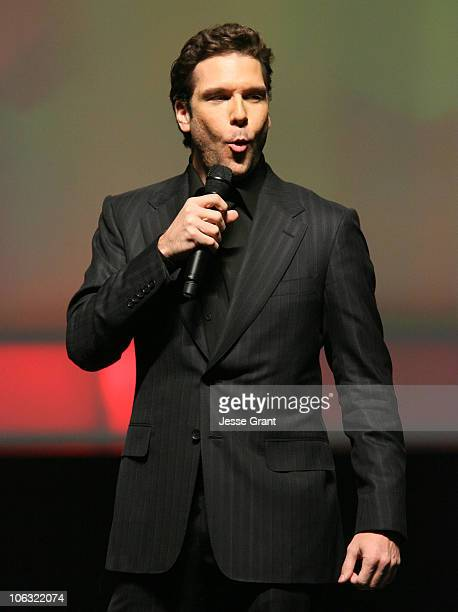 Dane Cook during 2007 ShoWest Award Ceremony Show at Paris in Las Vegas Nevada United States
