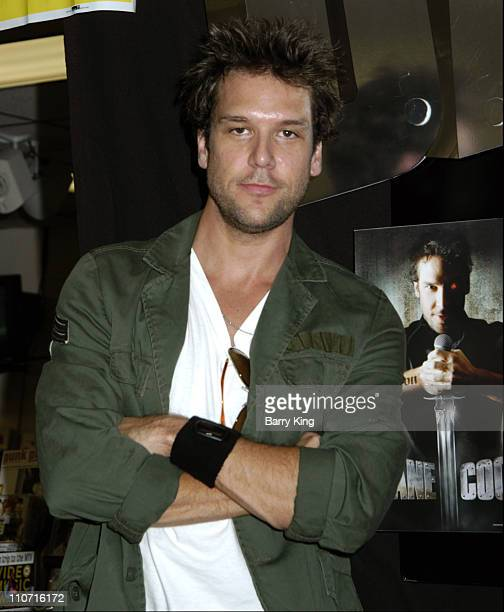 Dane Cook during Comedian Dane Cook Promotes His CD 'Retaliation' at Tower Records in Hollywood July 27 2005 at Tower Records in Hollywood California...