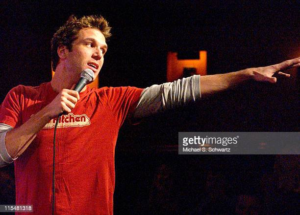 Dane Cook during Jon Lovitz Dane Cook Tony Rock and Jeff Cesario Perform at The Laugh Factory at The Laugh Factory in Hollywood California United...