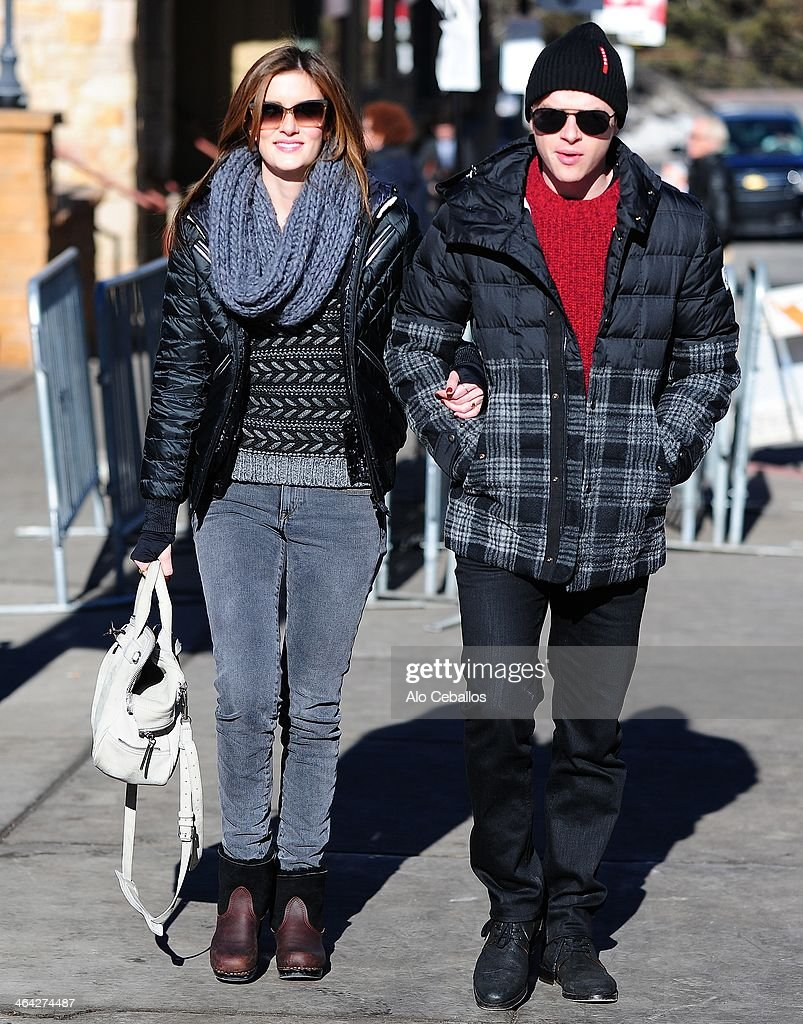 <a gi-track='captionPersonalityLinkClicked' href=/galleries/search?phrase=Dane+DeHaan&family=editorial&specificpeople=6890481 ng-click='$event.stopPropagation()'>Dane DeHaan</a> and Anna Wood are seen at Sundance Festival on January 21, 2014 in Park City, Utah.