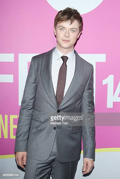 Dane DeHaan arrives at the Los Angeles Premiere of 'Life After Beth' held during the 2014 Sundance NextFest at The Theatre at Ace Hotel Downtown LA...