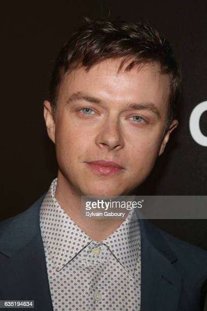 Dane Dehaan attends 20th Century Fox and Prada Host a Screening of 'A Cure for Wellness' on February 13 2017 in New York City
