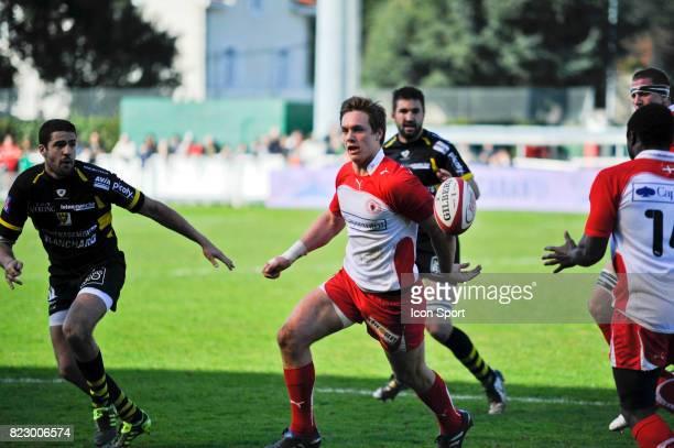 Dane HAYLETT PETTY Biarritz / La Rochelle 20eme journee de Top 14