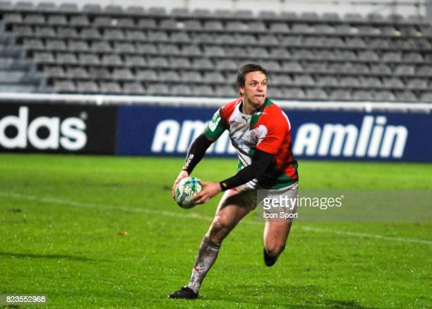 Dane HAYLETT PETTY Biarritz / Aironi Heineken Cup