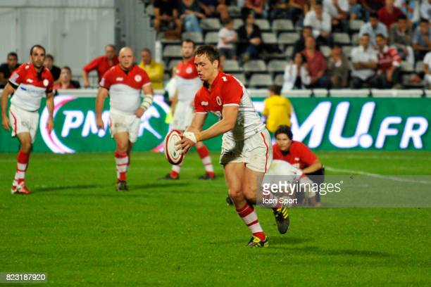 Dane HAYLETT PETTY Biarritz / Perpignan 5e journee Top 14