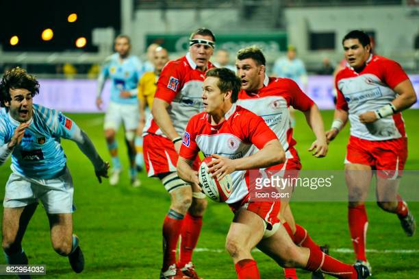 Dane HAYLETT PETTY Biarritz / Perpignan 17eme Journee de TOP 14