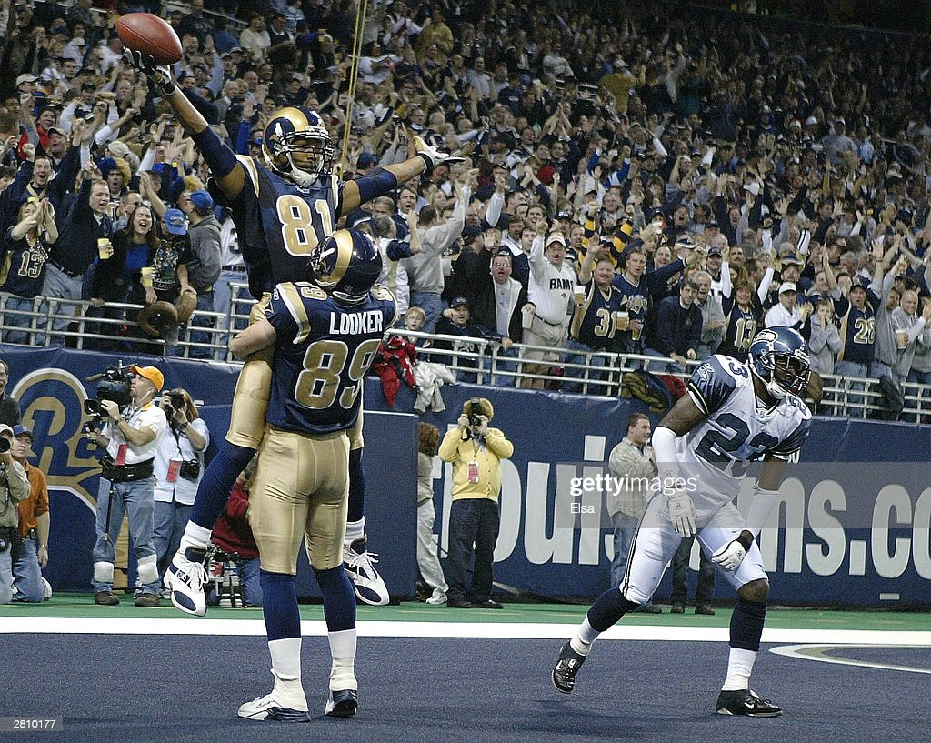 ... on December 14, 2003 at the Edward Jones Dome in St. Louis, Missouri