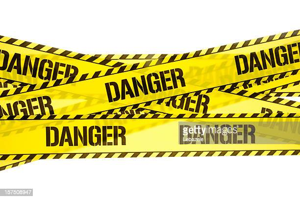 Danger Strip (Clipping Path)