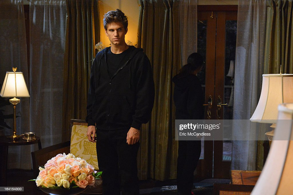 LIARS - 'A dAngerous gAme' - The Liars are seeing red as they attempt to put an end to the game in 'A dAngerous gAme,' the Season Three finale of ABC Family's hit original series, 'Pretty Little Liars,' airing Tuesday, March 19th (8:00 - 9:00 PM ET/PT). KEEGAN