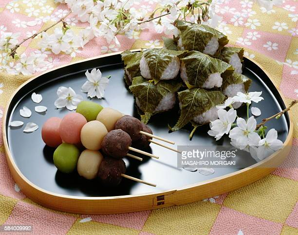 Dango and mochi