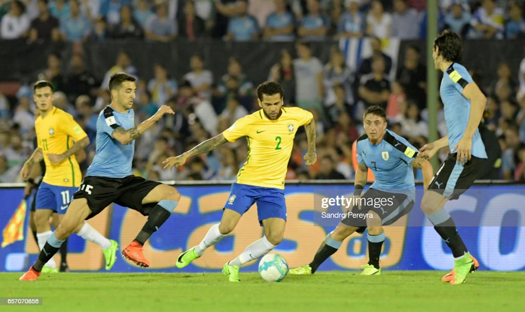 Uruguay v Brazil - FIFA 2018 World Cup Qualifiers