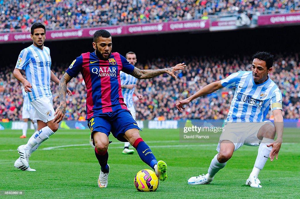 FC Barcelona v Malaga CF - La Liga