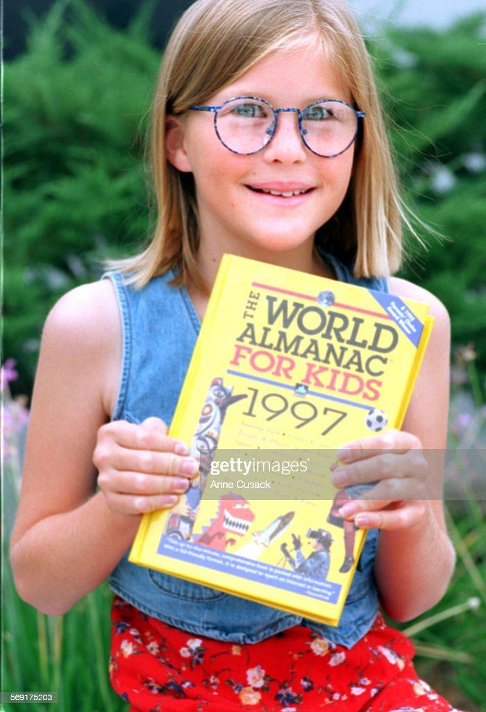 Dani Anderson,age 10, fifth grader at Glenwood Elementary School ...