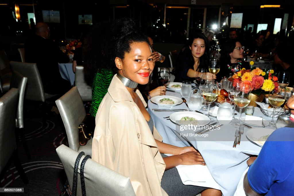 Dani Arps attends the Decoration and Design Building celebrates the 2017 winners of the DDB's 10th Anniversary of Stars of Design Awards at D&D Building on October 11, 2017 in New York City.
