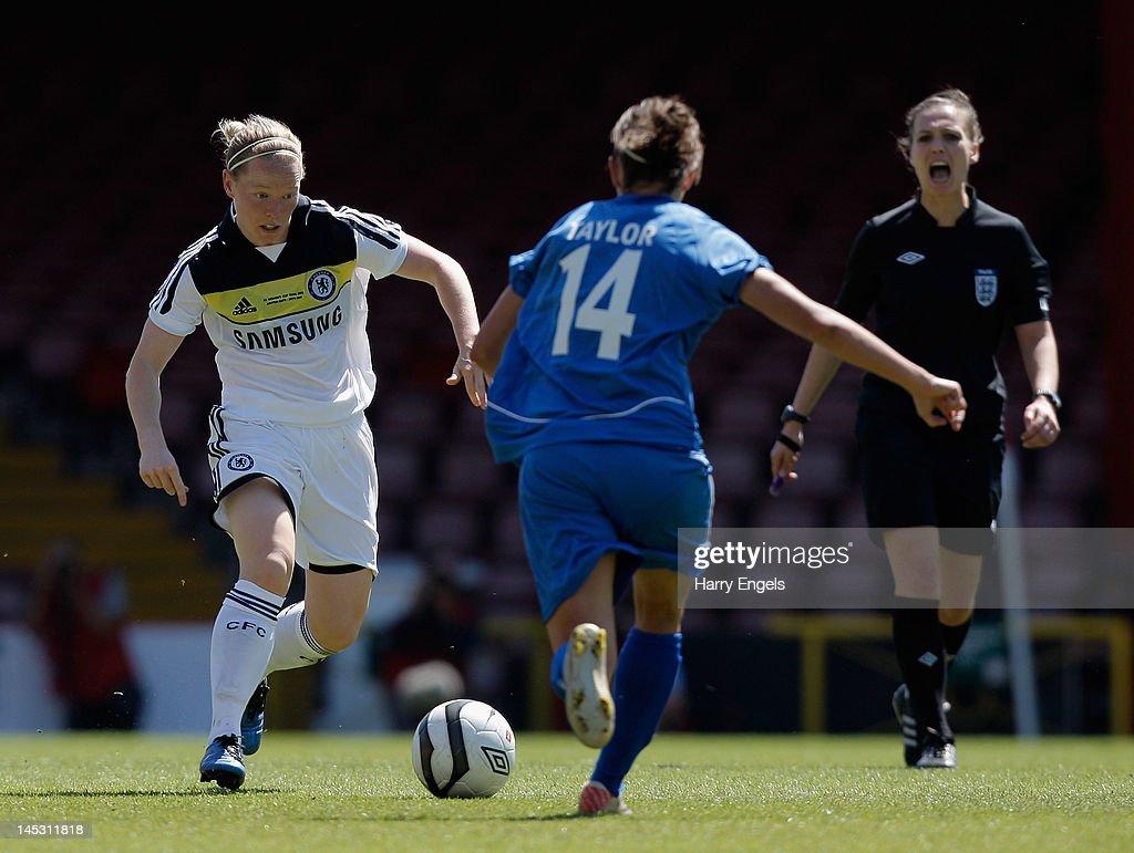 Birmingham City Ladies FC v Chelsea Ladies FC - FA Women's Cup Final 2012