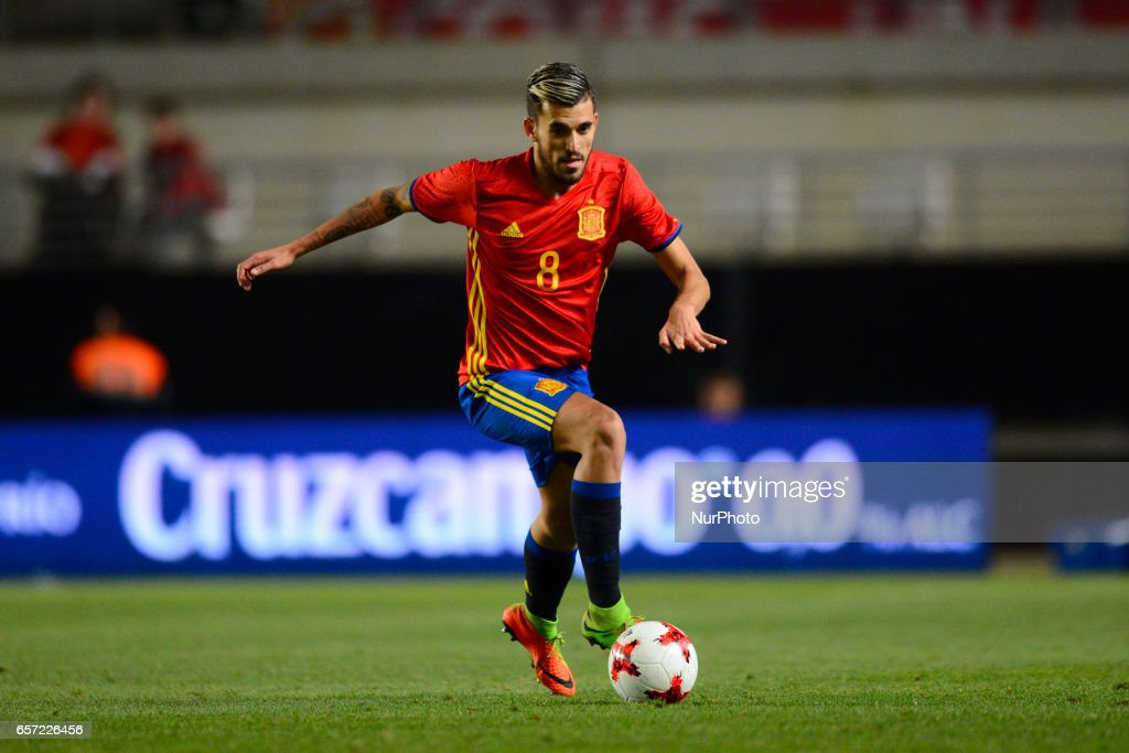 Spain v Denmark - U21 International Match : News Photo