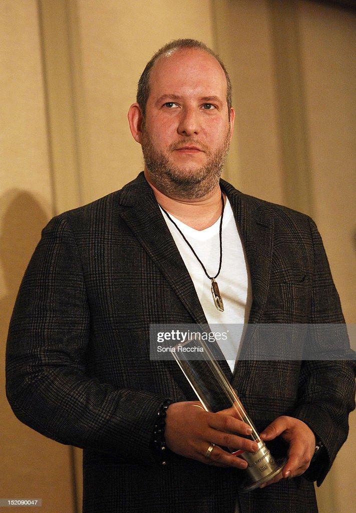Dani Reiss attends the 37th Toronto International Film Festival Award Winner Ceremony held at the InterContinental Toronto Center Hotel on September 16, 2012 in Toronto, Canada.