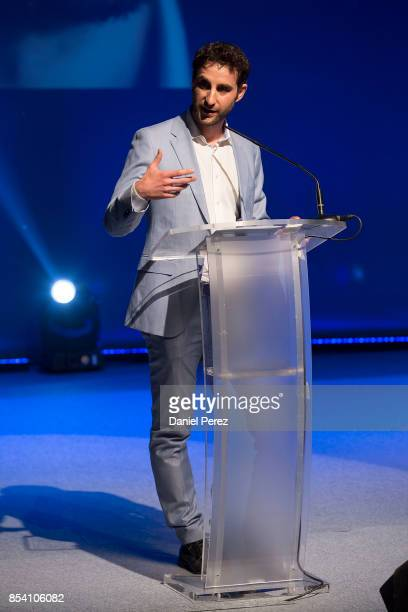 Dani Rovira attends the appointment of Favorite Sons of Malaga on September 26 2017 in Malaga Spain