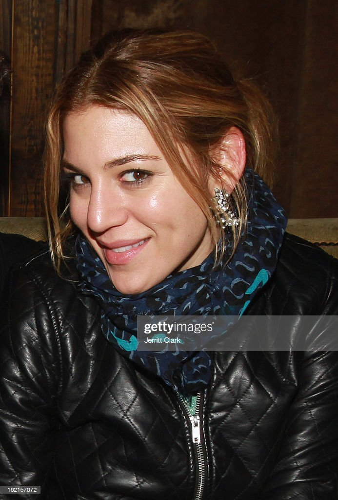<a gi-track='captionPersonalityLinkClicked' href=/galleries/search?phrase=Dani+Stahl&family=editorial&specificpeople=589555 ng-click='$event.stopPropagation()'>Dani Stahl</a> attends the Charlotte Ronson After Party during Fall 2013 Fashion Week at 1 Oak on February 8, 2013 in New York City.