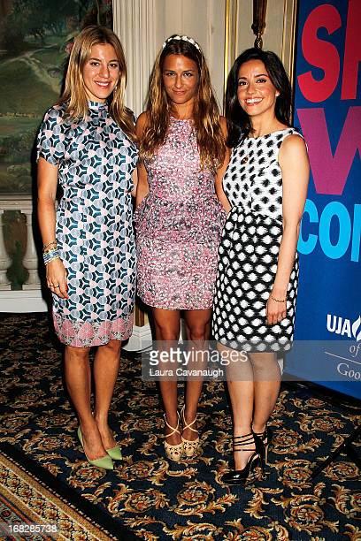 Dani Stahl Charlotte Ronson and Shoshanna Gruss attend the 2013 UJAFederation of New York's Professional Women's Philanthropy Women Of Influence...