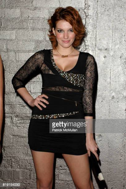 Dani Thorne attends STAR MAGAZINE CELEBRATES YOUNG HOLLYWOOD at Voyeur on March 31 2010 in West Hollywood California